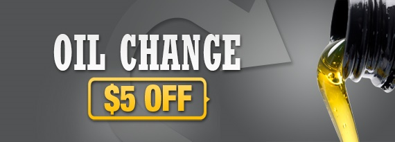 Oil Change Coupon in Canton, MI
